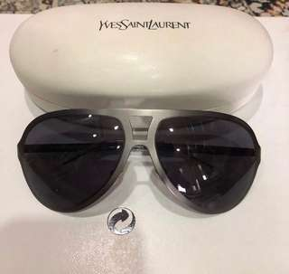68a1311436d saint laurent card holder. Location. Category. Sort & Filter.  thedealershiphq. thedealershiphq. 5 months ago · YSL black and gun metal  finish sunglasses