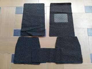 Kia Forte 2011 Floor Mat