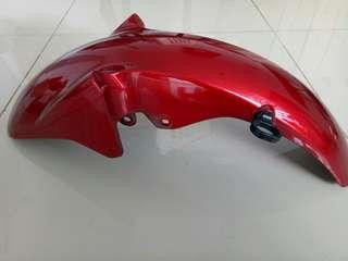 Velg, Ban, Spakbor, Kepala Cakram Depan, Arm Yamaha New Vixion Th 2012