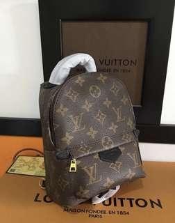 Authentic Quality Louis Vuitton Palm Spring Mini LV