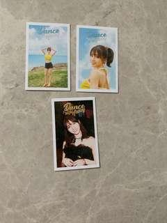 Twice Dance The Night Away Lomo Card ( Momo ).