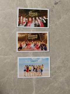 Twice Dance The Night Away Lomo Card