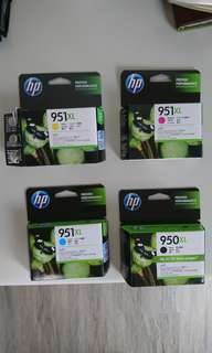 Brand new ink cartridge for HP Officejet 8600 Plus, 950XL & 951XL