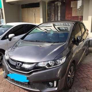 Honda Jazz RS Manual 2015 2016 Nego Warna Limited Masih Garansi