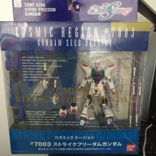 Gundam Seed Destiny Cosmic Region 7003 7005 Strike Freedom Gundam & Justice Gundam