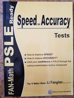 FAN-maths PSLE Ready Speed and Accuracy Tests