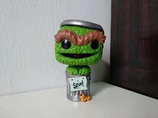 Funko Pop Sesame Street Oscar
