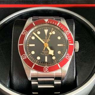Tudor ETA Black Bay Red 79220R