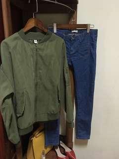🚚 組合價(Pazzo)顯瘦牛仔褲