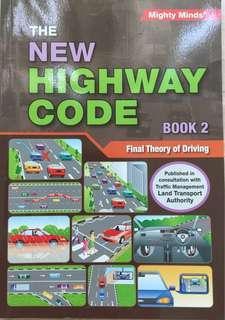 Basic driving instructions