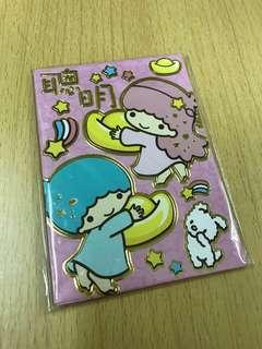 Little twins star 新年利是封(7packs)