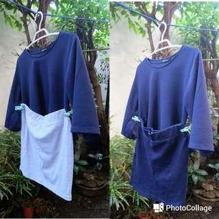 !! SET !! F&H Top & Pencil Skirt