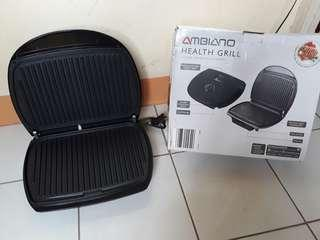 Ambiano Non Sticky Healthy Griller