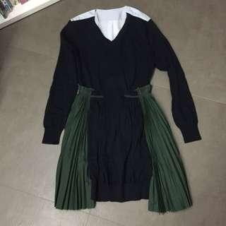 🎊新年減價🎊10%off🎊 Sacai dress
