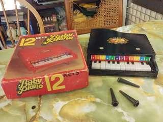 Vintage Toy Piano NOS