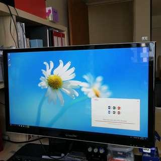 "Crossover IPS LED 27"" Monitor"