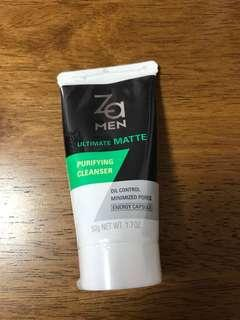 ZA Men Ultimate Matte Purifying Cleanser