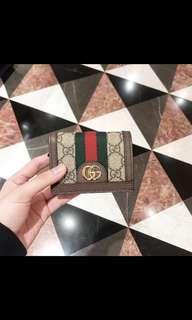 現貨Gucci wallet