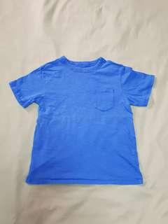 Cherokee Boys Blue T-Shirt, Size: 4-5, Kid's Clothes
