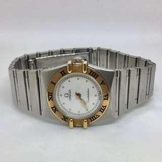 Authentic Omega Constellation mini rare iconic discontinued model Ladies watch