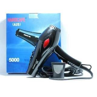$35- Hairscape 5000 Hair Dryer Hairdryer 1800W Hot/Cold 3 Speeds