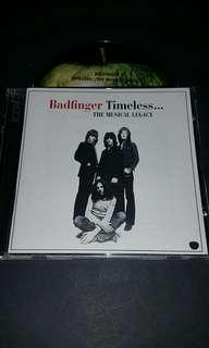 Badfinger (timeless) cd - 70s rock