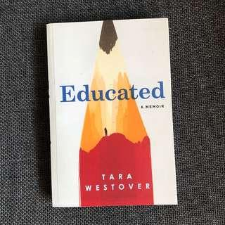 Brand New Educated by Tara Westover