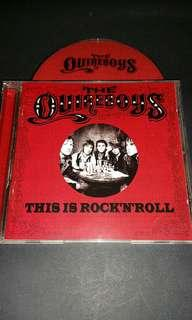 Quireboys  (This is rock & roll) cd rock - rare