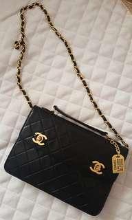( 被騙了) Chanel Vintage Bag