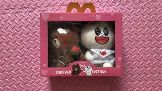 Line plushie collectible