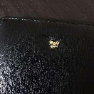 Miniso Black Wallet
