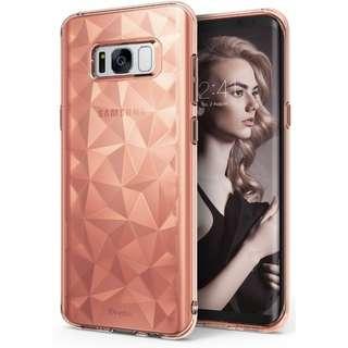 🚚 🍊CNY SALE🍊 Ringke [AIR PRISM] [Rose] Galaxy S8 PLUS 🍊