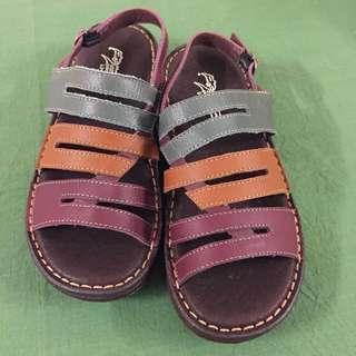 全新❤️軟墊涼鞋