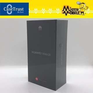 🚚 Huawei Mate 20 128GB Black (Brand New)