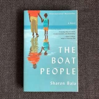 Brand New Boat People by Sharon Bala