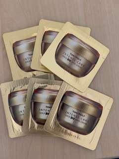 Tony Moly intense care gold24k snail cream