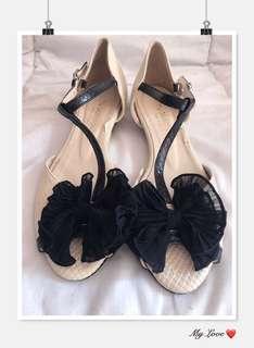 蝴蝶 淑女 上班鞋