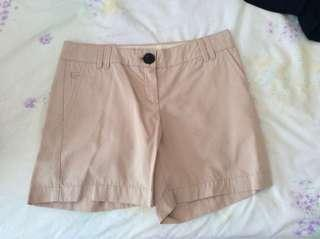 Mango Shorts in Dusty Pink and Black