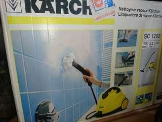 Karcher steam cleaner and clothes steamer