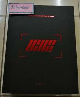 iKON CONCERT PHOTOBOOK [DVD Continue Tour in Seoul]