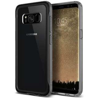 🚚 🍊CNY SALE🍊 Caseology [Coastline][Black] Galaxy S8 PLUS 🍊