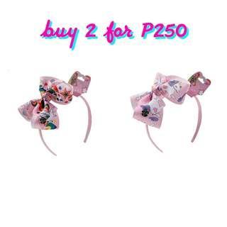 Joj Siwa headband clearance sale! 2 for 250
