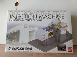 Electromotive Style Injection Machine
