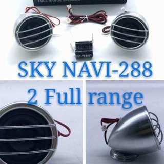 Sky Navi-288 Super Mid Full Range Tweeter
