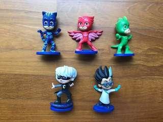 PJ Mask Figures