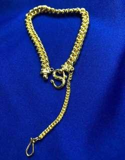 New Year Special - 999 Gold (bracelet which is 21-cm long long🇸🇬🇸🇬