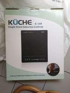 Kuche K-178 single stove induction cooktop