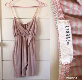 BNWT Everly Dress