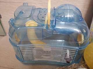 Hamster Cage +2 balls