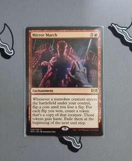Magic The Gathering - Mirror March Card